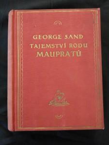 Tajemství rodu Maupratů (Ocpl, 368 s.)