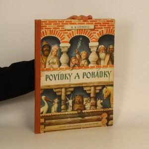 náhled knihy - Povídky a pohádky
