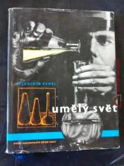 náhled knihy - Umělý svět (A4, Ocpl., 168 s., 220 foto a il. v textu)