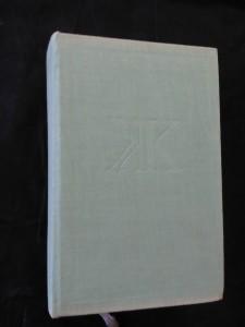 náhled knihy - Malé město, Novely, Madame Legros (Ocpl, 712 s., typo F. Muzika, dosl. E. Goldstücker)