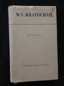 Mistr Jan - Hus před Kostnicí (Oppl, 224 s., ob. J. Paukert)
