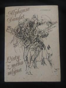 náhled knihy - Listy z mého mlýna (Ocpl., 208 s., il. H.Wernischová.)