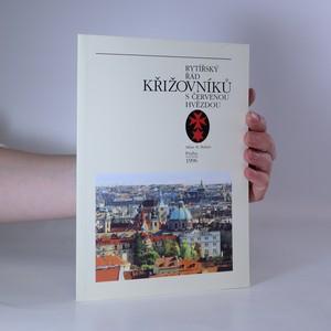 náhled knihy - Rytířský řád křižovníků s červenou hvězdou