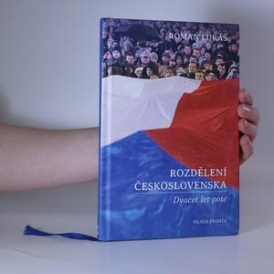 náhled knihy - Rozdělení Československa. Dvacet let poté