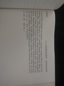 náhled knihy - Spáleniště (Ocpl, 236 s.)