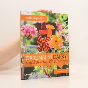 náhled knihy - Originální dárky, háčkované & pletené