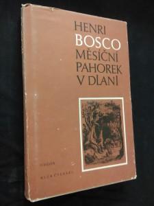 náhled knihy - Měsíční pahorek v dlani (Ocpl, 288 s.)