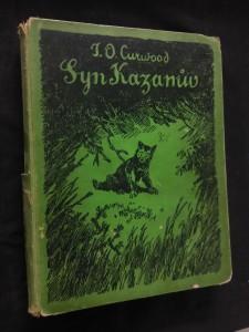 náhled knihy - Syn Kazanův (A4, Ocpl, 204 s., il. S. Lolek)