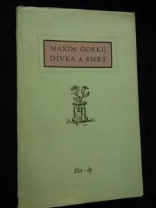 náhled knihy - Dívka a smrt (Obr, 34 s., ob a il. V. Sivko)