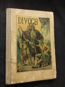náhled knihy - Divoch - Povídka ze života Indianův (Oppl, 80 s., 4 barvotisky)
