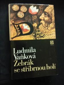 náhled knihy - Žebrák se stříbrnou holí (Ocpl, 464 s., ob a  il. K. Franta)