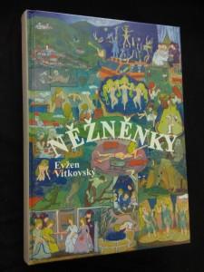 náhled knihy - Něžněnky (pv, 268 s., il. I. Čapková)