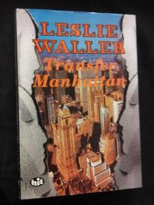 náhled knihy - Transfer Manhattan (pv., 208 s.)
