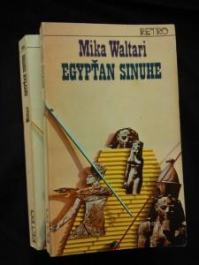 náhled knihy - Egypťan Sinuhe I, II (Obr, 320 a 316 s., ob. J. Križík)