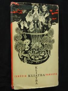náhled knihy - Kliatba (Ocpl, 216 s., ob a front V. Machaj)