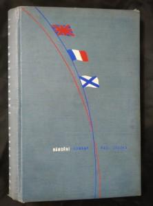 náhled knihy - Znesvěcený ráj - Combats et batailles sur mer (Ocpl, 248 s., typo A. V: Hrska)