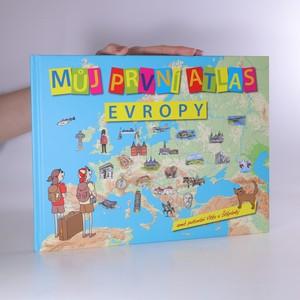 náhled knihy - Můj první atlas Evropy aneb Putování Vítka a Štěpánky