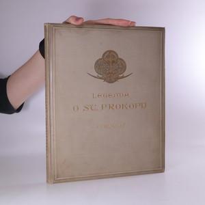 náhled knihy - Legenda o sv. Prokopu