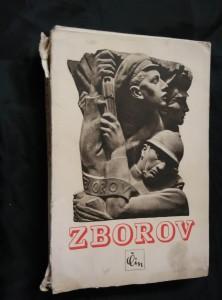 náhled knihy - Zborov - Památník k třicátému výročí bitvy u Zborova 2. července 1917 (Obr, 320 s., obr příl.)