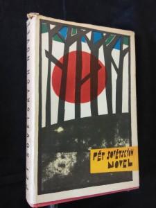 náhled knihy - Pět sovětských novel (Ocpl