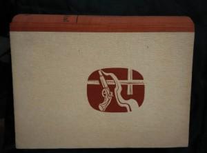 náhled knihy - Červený a černý (Oppl, 114 il. P. Šimon, b. ob.)