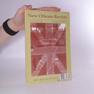 náhled knihy - New Orleans Review. Volume 22. Number 2. Year 1996
