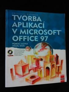 náhled knihy - Tvorba aplikací v Microsoft Office 97
