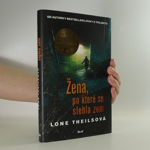 náhled knihy - Žena, po které se slehla zem