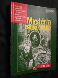 náhled knihy - Mystéria země české (Lam., 160 s.)