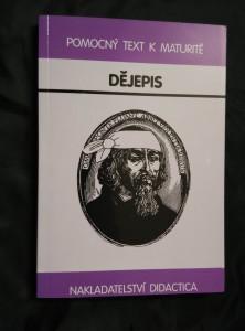 náhled knihy - Dějepis - pomocný text k maturitě (Lam., 191 s.)