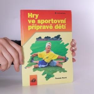 náhled knihy - Hry ve sportovní přípravě dětí