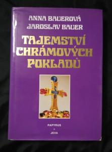 náhled knihy - Tajemství chrámových pokladů (Ocpl., 238 s.)