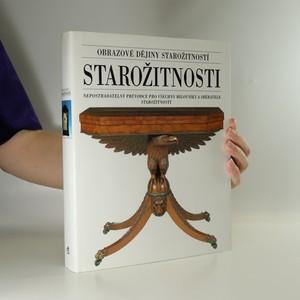 náhled knihy - Obrazové dějiny starožitností