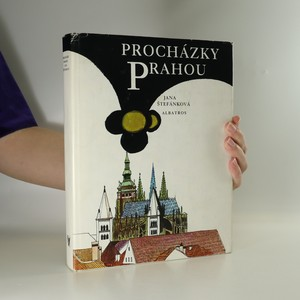 náhled knihy - Procházky Prahou