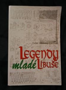 náhled knihy - Legendy mladé Libuše (Obr, 220 s., il. I. Čapková)