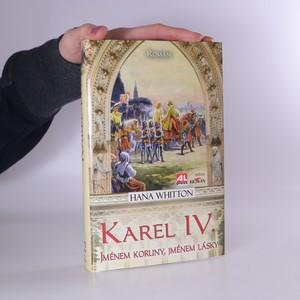náhled knihy - Karel IV. Jménem koruny, jménem lásky