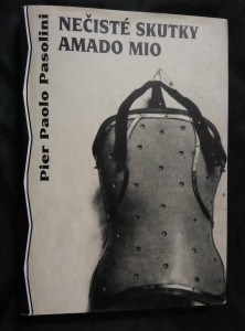 Nečisté skutky - Amado mio (Ocpl., 200 s.)
