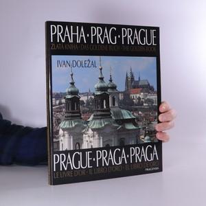 náhled knihy - Praha : zlatá kniha