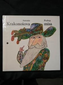 náhled knihy - Krakonošova mísa (lam., 119 s., il.  M. Jágr)
