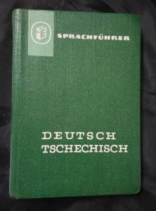 náhled knihy - Sprachfuhrer Deutsch-Tschechisch