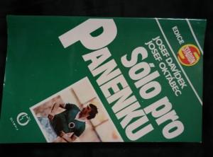 náhled knihy - Sólo pro Panenku (Obr, 188 s., 16 s obr příl.)