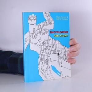 náhled knihy - Encyklopedie pro kluky