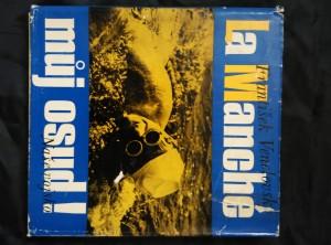 náhled knihy - La Manche - můj osud (A4, Ocpl, 200 s., obr příl.)