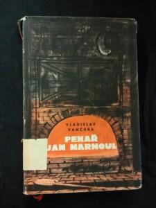náhled knihy - Pekař Jan Marhoul ( Ocpl., 100 s. il. V.  Sivko)
