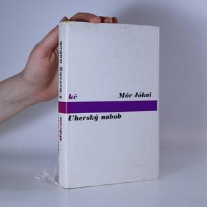 náhled knihy - Uherský nabob