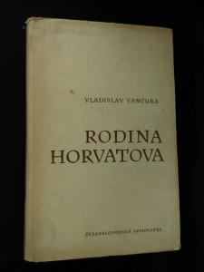 náhled knihy - Rodina Horvatova (Ocpl., 392 s.)