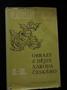 náhled knihy - Obrazy z dějin národa českého II, III (Ocpl., 500 s., il.Karel Svolinský)