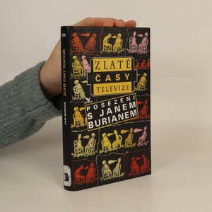 náhled knihy - Zlaté časy televize
