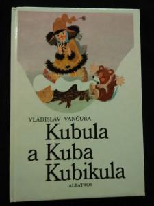 náhled knihy - Kuba a Kuba Kubikula (lam., 96 s, il. Zdeněk Miler)