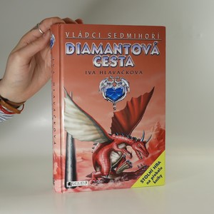 náhled knihy - Vládci Sedmihoří. Diamantová cesta (chybí přebal se stolní hrou)